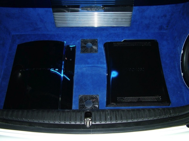 Genesis PS3 X Box Vented Build